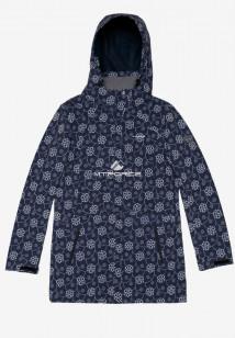 Купить оптом ветровку softshell женская большого размера черного цвета 1833Ch в интернет магазине MTFORCE.RU
