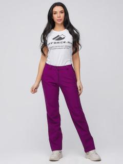 Виндстопер женские осенние весенние темно-фиолетового цвета купить оптом в интернет магазине MTFORCE 1851-1TF