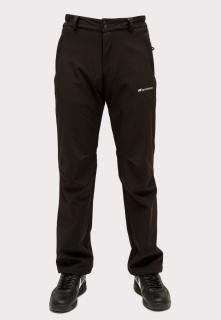 Интернет магазин MTFORCE.ru предлагает купить оптом брюки мужские из ткани softshell большого размера черного цвета  1869Ch по выгодной и доступной цене с доставкой по всей России и СНГ