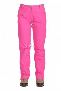 Купить оптом брюки женские осень-весна розового цвета 1882R в интернет магазине MTFORCE.RU