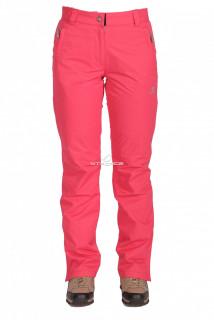 Купить оптом брюки женские осень-весна малинового цвета 1882M в интернет магазине MTFORCE.RU