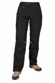 Купить оптом брюки женские весна черного цвета 1881Ch в интернет магазине MTFORCE.RU