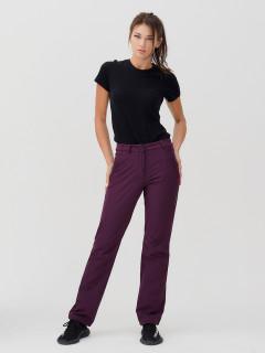 Виндстопер женские осенние весенние баклажанового цвета купить оптом в интернет магазине MTFORCE 1851Bk