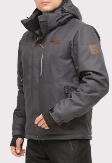 Купить оптом костюм горнолыжный мужской темно-серого цвета 01901TC в интернет магазине MTFORCE.RU