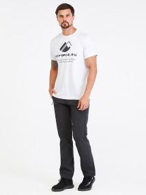 Виндстопер мужские осенние весенние темно-серого цвета купить оптом в интернет магазине MTFORCE 19121TC