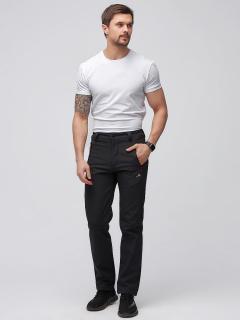 Виндстопер мужские осенние весенние черного цвета купить оптом в интернет магазине MTFORCE 19121Ch