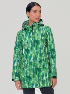 Фабрика производитель MTFORCE предлагает купить оптом женскую осеннюю весеннюю парку softshell зеленого цвета по выгодной и доступной цене с доставкой в городе *город*, а так же по всей России и СНГ. Артикул товара 19221Z