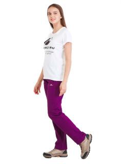Виндстопер женские осенние весенние фиолетового цвета купить оптом в интернет магазине MTFORCE 1926F