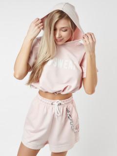 Купить костюм шорты и топ женские оптом от производителя в Москве 22117R