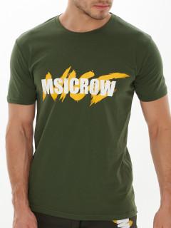 Купить мужские футболки оптом от производителя в Москве 220013Kh