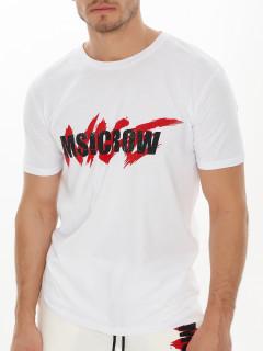 Купить мужские футболки оптом от производителя в Москве 220013Bl