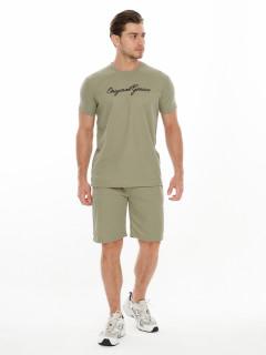 Купить костюмы шорты и футболки мужские оптом от производителя дешево 220031Kh