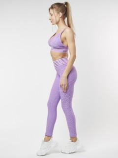 Купить костюмы для фитнеса женский оптом от производителя дешево 22094TF