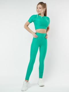 Купить костюмы для фитнеса женский оптом от производителя дешево 22096Br