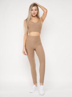 Купить костюмы для фитнеса женский оптом от производителя дешево 22098B