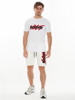 Купить костюмы шорты и футболки мужские оптом от производителя дешево 221007Bl
