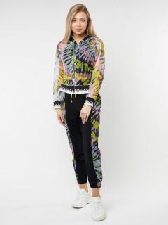 Купить костюмы спортивный женский оптом от производителя дешево 22097R