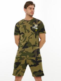 Купить костюмы шорты и футболки мужские оптом от производителя дешево 221071Kf