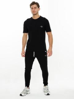 Купить костюмы джоггеры и футболки мужские оптом от производителя дешево 221086Ch