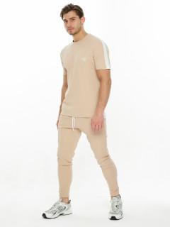 Купить костюмы джоггеры и футболки мужские оптом от производителя дешево 221086B