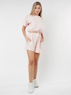 Купить костюм шорты и топ женские оптом от производителя в Москве 22109R