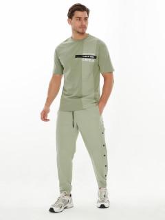 Купить костюмы штаны и футболки мужские оптом от производителя дешево 221117Sl