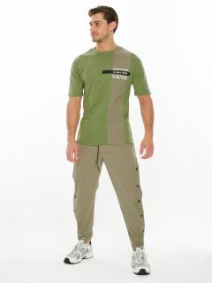 Купить костюмы штаны и футболки мужские оптом от производителя дешево 221117Kh