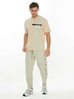 Купить костюмы штаны и футболки мужские оптом от производителя дешево 221117B