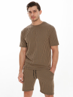 Купить костюмы шорты и футболки мужские оптом от производителя дешево 221130Zl