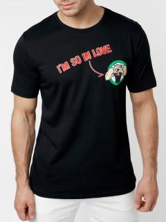 Купить мужские футболки оптом от производителя в Москве 221168Ch
