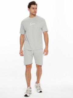 Купить костюмы шорты и футболки мужские оптом от производителя дешево 221173SS