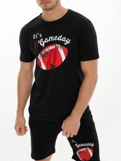 Купить мужские футболки оптом от производителя в Москве 221414Ch