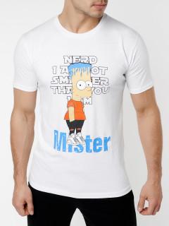 Купить мужские футболки оптом от производителя в Москве 221418Bl
