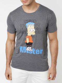 Купить мужские футболки оптом от производителя в Москве 221418Sr