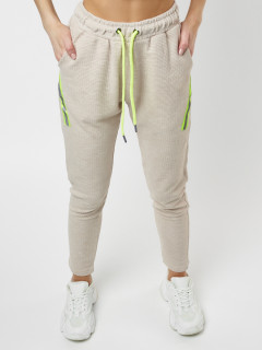 Купить трикотажные брюки женские оптом от производителя 222066B