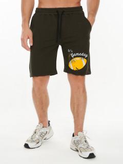 Купить шорты мужские трикотажные оптом от производителя дешево 221100Kh