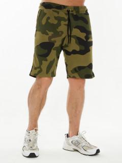 Купить шорты мужские трикотажные оптом от производителя дешево 221101Kf