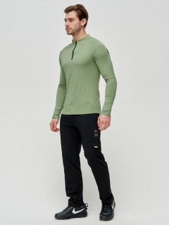Трикотажные спортивные брюки мужские оптом от производителя купить у поставщика верхней одежды для всей семь MTFORCE в Москве по выгодным ценам артикул 2226Ch