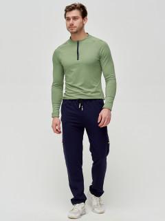 Трикотажные спортивные брюки мужские оптом от производителя купить у поставщика верхней одежды для всей семь MTFORCE в Москве по выгодным ценам артикул 2226TS