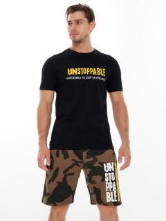 Купить костюмы шорты и футболки мужские оптом от производителя дешево 223021Kf