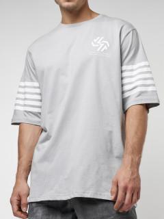 Купить футболки мужские оверсайз оптом от производителя 224006Sr