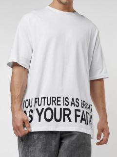 Купить футболки мужские оверсайз оптом от производителя 224040Bl