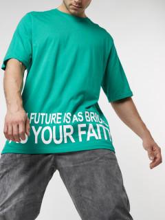 Купить футболки мужские оверсайз оптом от производителя 224012Z