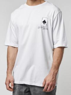 Купить футболки мужские оверсайз оптом от производителя 224014Bl