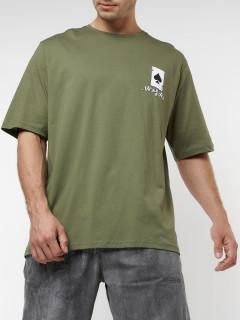 Купить футболки мужские оверсайз оптом от производителя 224014Kh