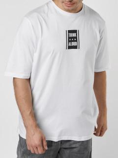 Купить футболки мужские оверсайз оптом от производителя 224055Bl