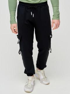 Штаны джоггеры мужские оптом от производителя купить у поставщика верхней одежды для всей семь MTFORCE в Москве по выгодным ценам артикул 2266Ch