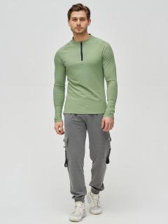 Трикотажные спортивные брюки мужские оптом от производителя купить у поставщика верхней одежды для всей семь MTFORCE в Москве по выгодным ценам артикул 2266TC