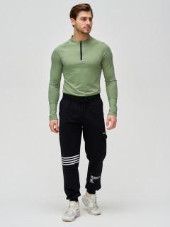 Трикотажные спортивные брюки мужские оптом от производителя купить у поставщика верхней одежды для всей семь MTFORCE в Москве по выгодным ценам артикул 2269Ch