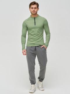 Трикотажные спортивные брюки мужские оптом от производителя купить у поставщика верхней одежды для всей семь MTFORCE в Москве по выгодным ценам артикул 2270TC